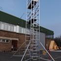 UTS 850 Aluminium Access Tower